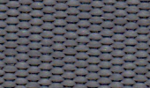 Nylon Webbing grijs 20mm 100m