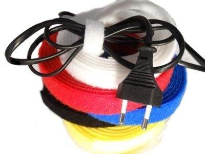 klittenband 5 kleuren back to back kabelbinder