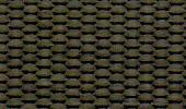 nylon webbing mos groen 100m