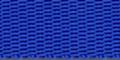 Polypropyleen Webbing 30mm Cobalt blauw 25m