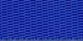 Polypropyleen Webbing 20mm Cobalt blauw 25m
