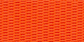 Polypropyleen Webbing 30mm Oranje 25m