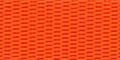 Polypropyleen Webbing 20mm Oranje 25m