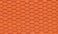 Nylon Polyamide Webbing 20mm oranje 20m