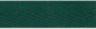 Keperband Katoen Donker Groen 10mm