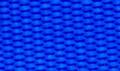 Nylon Polyamide Webbing 25mm cobalt blauw 20m